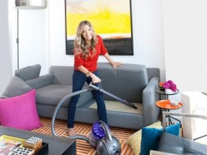 Limpiar profundamente la casa
